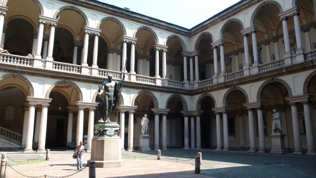 pinacoteca Brera milano italy