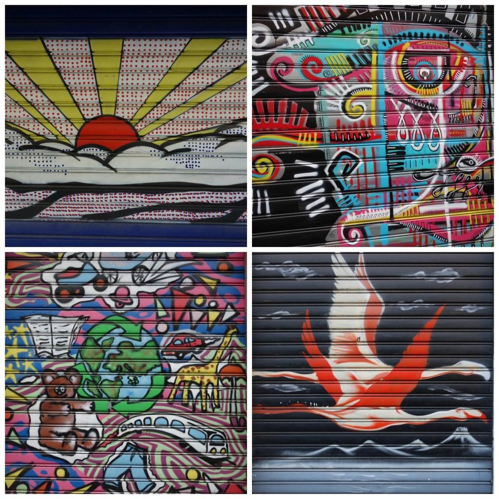 isola district street art Milan italy underground culture