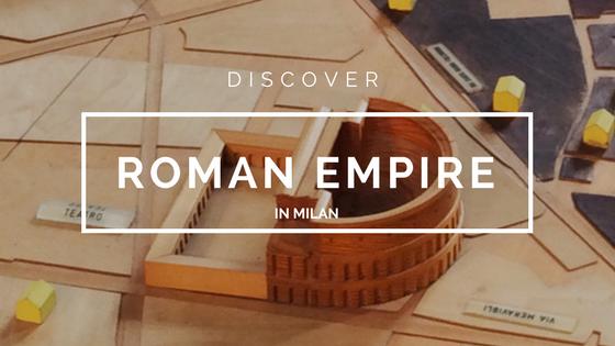 Discover Roman Empire in Milan italy ruins walking tour private tour bike tour