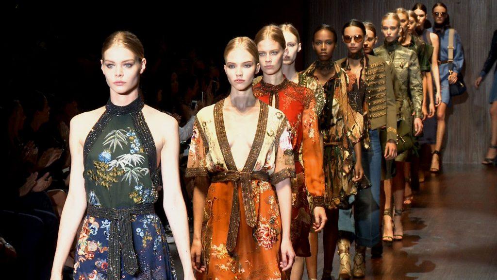 milan fashion week woman
