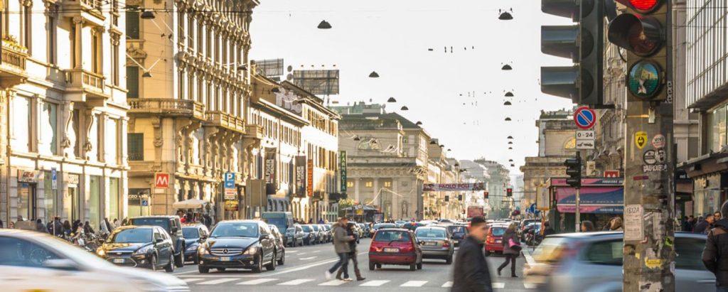corso Buenos Aires porta Venezia milan italy shopping fast fashion stores