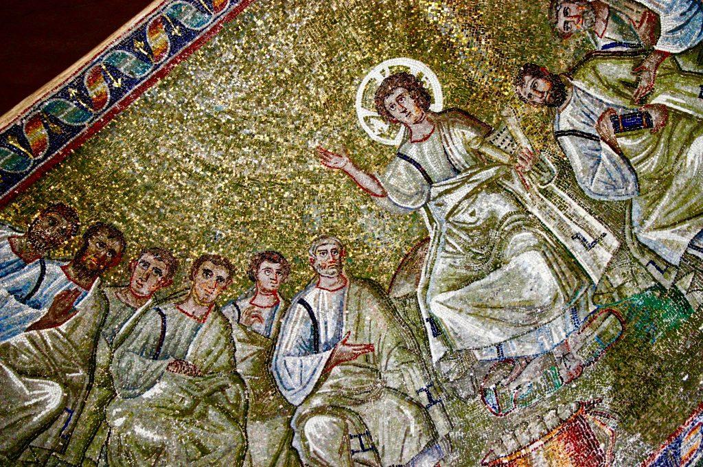 St. Lawrence Basilica Milan italy Roman Empire