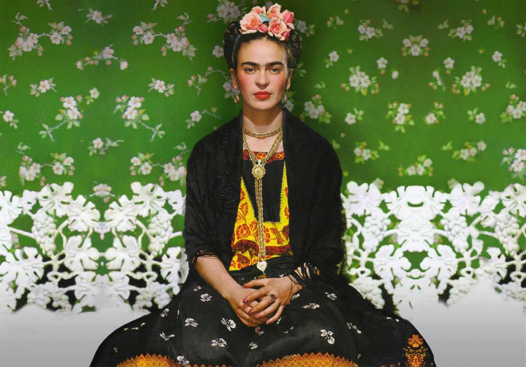 Frida Kahlo exhibition at mudec milan